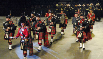 Kelowna Pipe Band