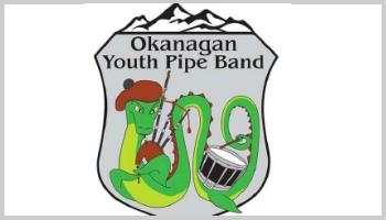 Okanagan Youth Pipe Band